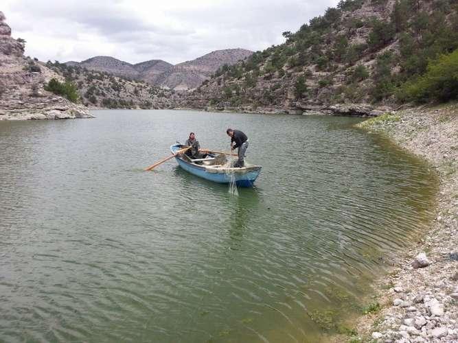Baraj Ve Gölümüzde Balık Avı Yasağı