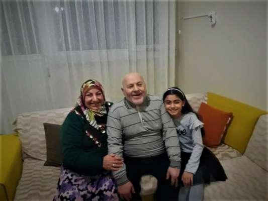 BAHRİ KARTAL'I KAYBETTİK
