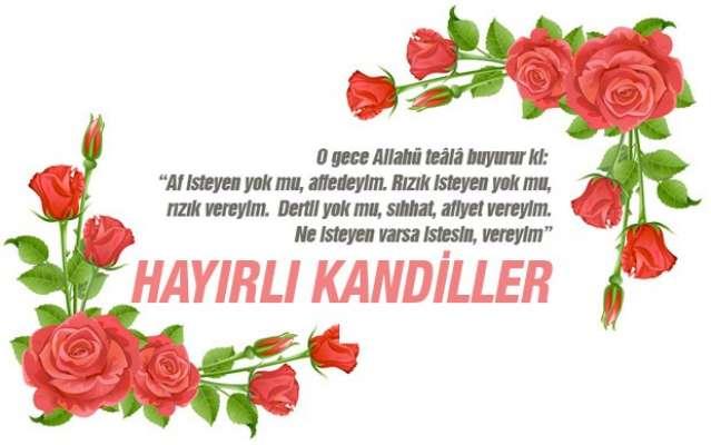 SEVGİ DOLU NİCE KANDİLLERE