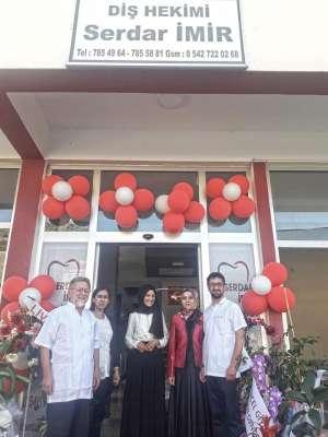 İlçemiz Nallıhan'ımızın özel Ağız ve Diş Sağlığı Polikliniği Açıldı